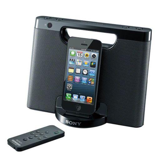Sony Portable Lightning Speaker and Charging Dock