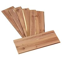 Household Essentials Cedarline 10-pc. Cedar Plank Set