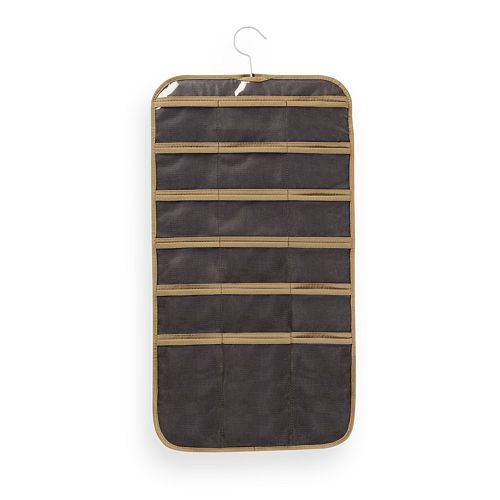 Household Essentials Hanging Jewelry & Stocking Organizer Set