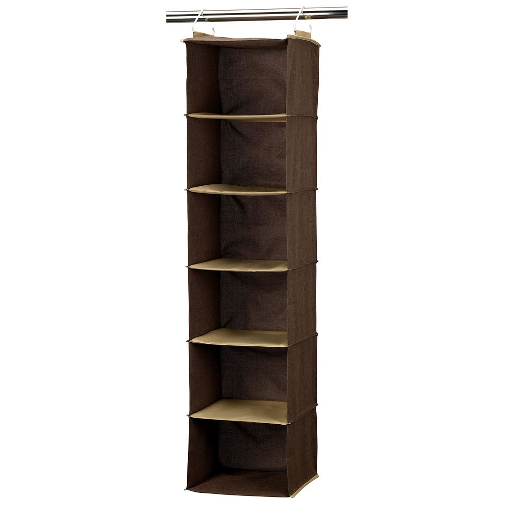 Household Essentials 6-Shelf Organizer