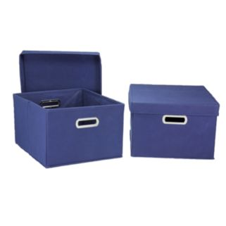 Household Essentials 4-pc. Storage Box Set