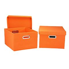 Household Essentials 4 pc Storage Box Set
