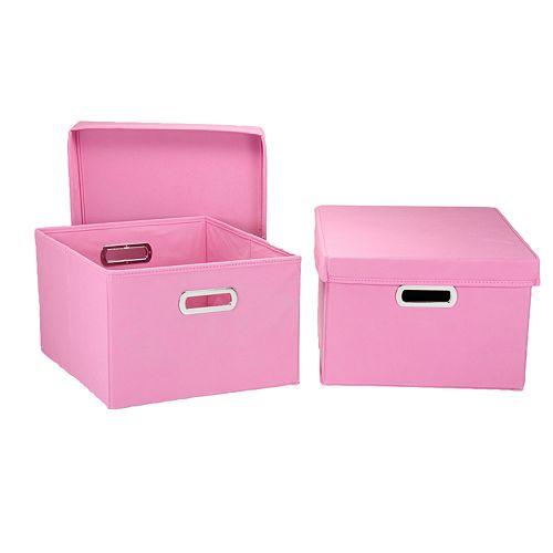 Household Essentials 4-pc. Storage Box Set