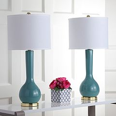 Safavieh 2-pc. Mae Long Neck Table Lamp Set