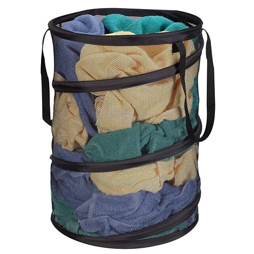 Household Essentials Pop-Up Laundry Hamper