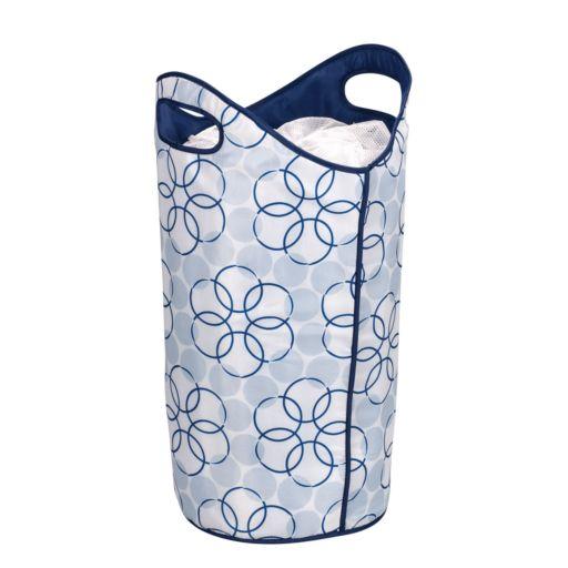 Household Essentials Magic Rings Softside Laundry Hamper
