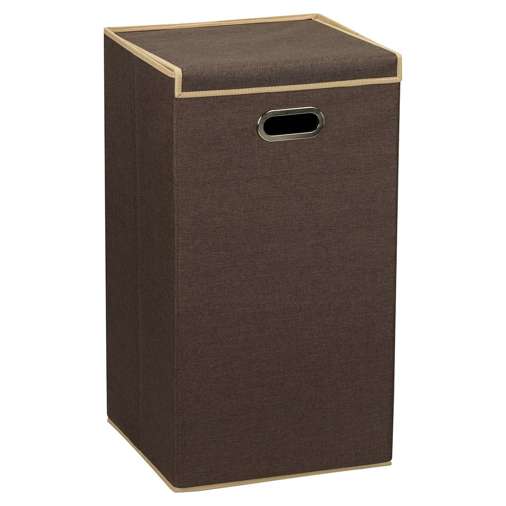 Household Essentials Laundry Hamper with Lid