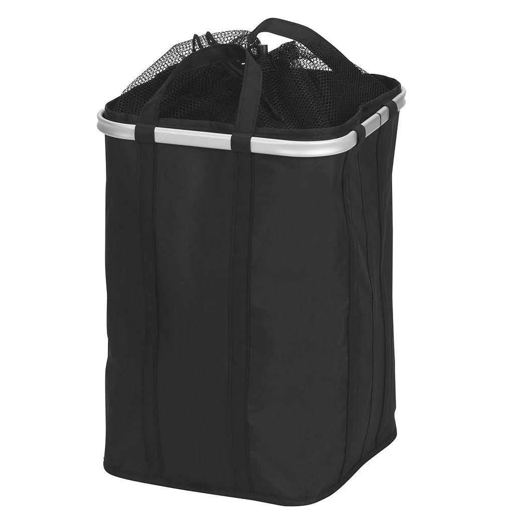 Household Essentials Square Krush Laundry Hamper