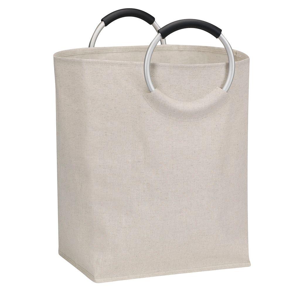 Household Essentials Oval Krush Laundry Hamper