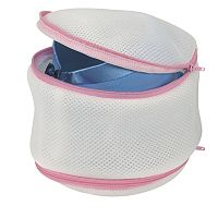 Household Essentials 2-Sided Bra Wash Bag