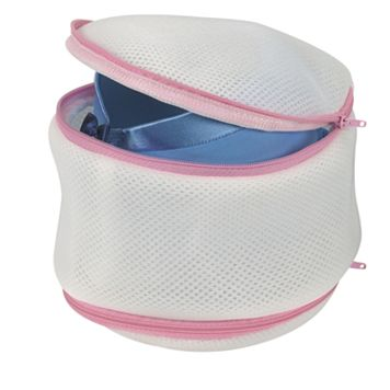 Household Essentials 2-Sided Bra Wash Bag