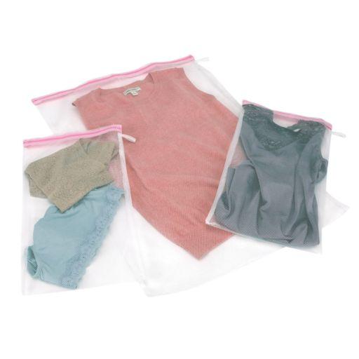 Household Essentials 3-pk. Mesh Wash Bags