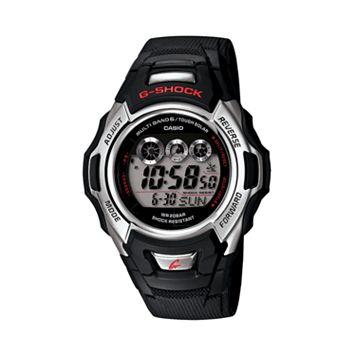 Casio Men's G-Shock Tough Solar Atomic Digital Chronograph Watch - GWM500A-1