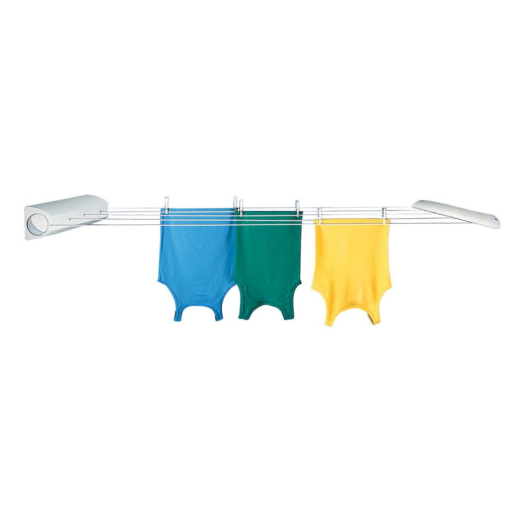 Leifheit Rollfix Retracting Indoor/Outdoor Clothesline
