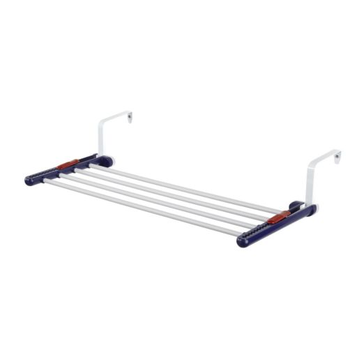 Leifheit Quartet Over-the-Door Laundry Drying Rack