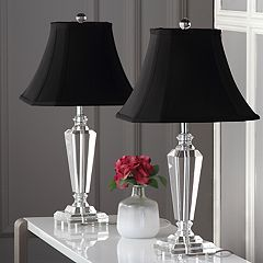 Safavieh 2 pc Lilly Crystal Table Lamp Set