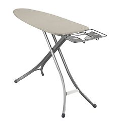 Household Essentials Fibertech Wide Top Lightweight Ironing Board