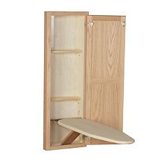 StowAway Wall-Mounted Ironing Board & Cabinet