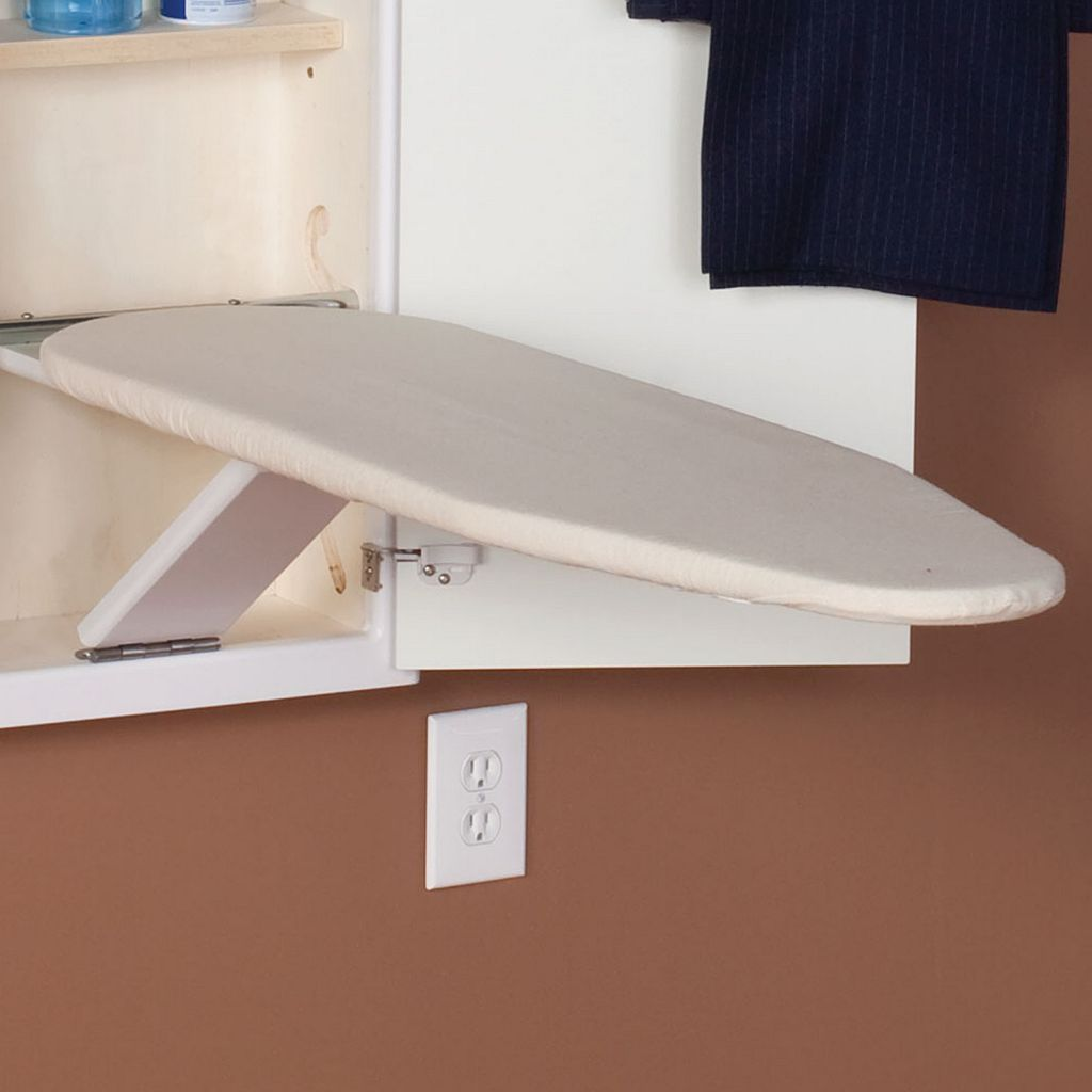 StowAway Replacement In-Wall Ironing Board Cover and Pad