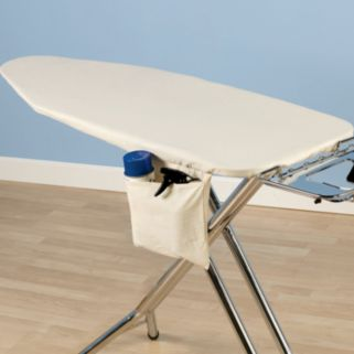 Household Essentials Wide Top Ironing Board Cover and Pad