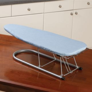 Household Essentials Tabletop Ironing Board Cover and Pad