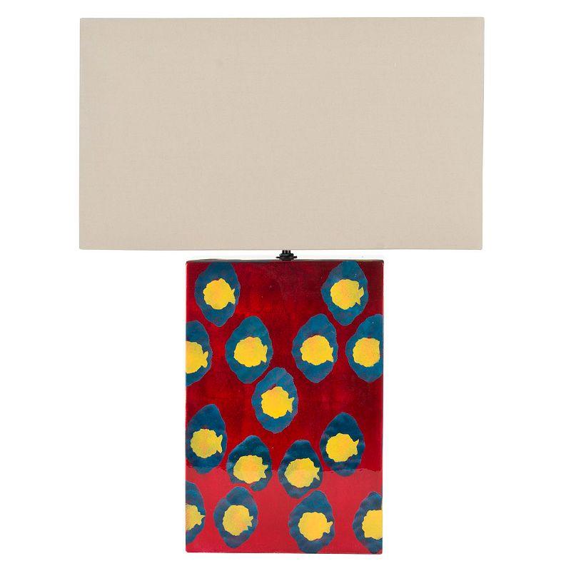 Safavieh Handpainted Table Lamp