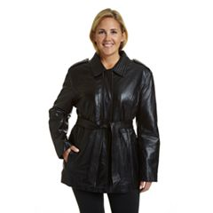 Excelled Leather Coat - Women's