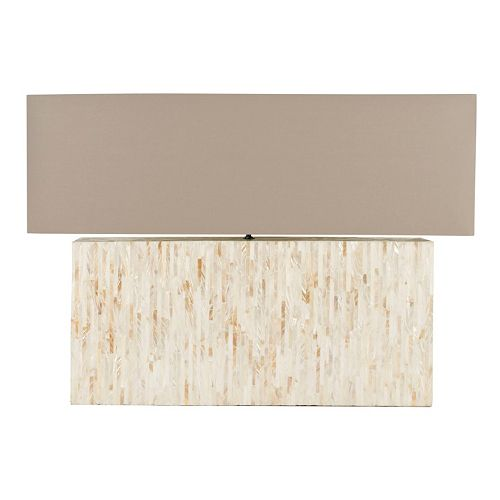 Safavieh Line Pearl Accents Table Lamp