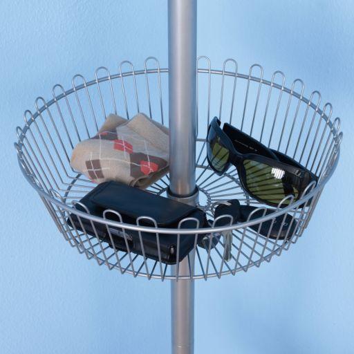 Household Essentials Floor-to-Ceiling 36-Pair Shoe Tree