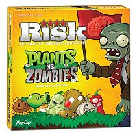 Risk: Plants vs. Zombie Collector's Edition by USAopoly