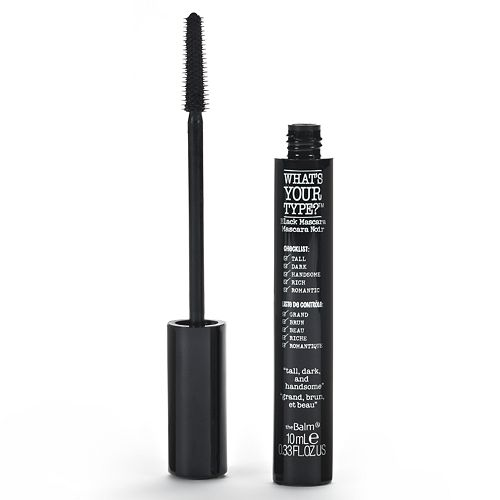 theBalm What's Your Type-Tall Dark & Handsome Mascara