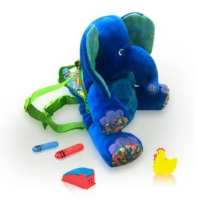 The World of Eric Carle Elephant Backpack Harness