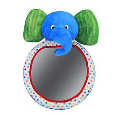The World of Eric Carle Elephant Baby View Mirror by