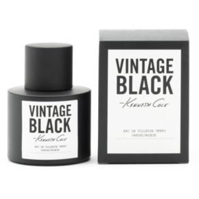 Kenneth Cole Vintage Black Men's Cologne - Eau de Toilette