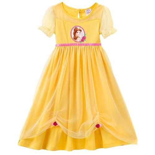 a2c22ff8a3994 Disney Princess Belle Dress-Up Nightgown - Toddler