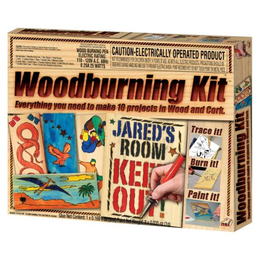 NSI Wood Burning Kit