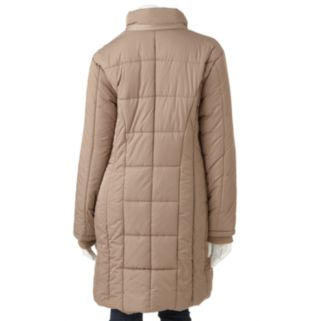 Women's Excelled Hooded Quilted Jacket