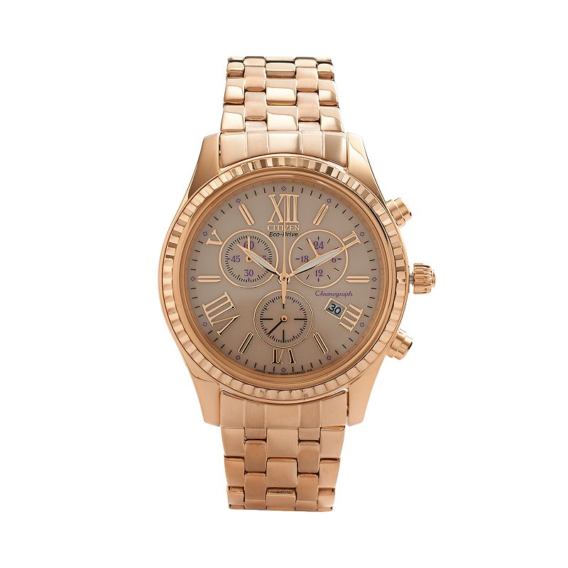 Womens white citizen watches kohl 39 s for Watches kohls