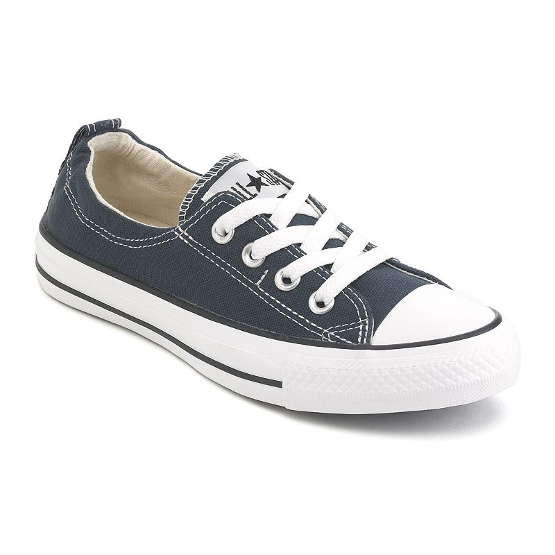 0cf8a7546a59 ... Navy UPC 886951911165 product image for Women s Converse Chuck Taylor  Shoreline Slip-On Shoes