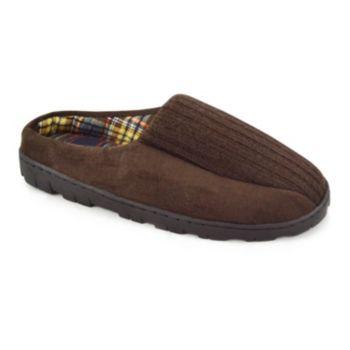 MUK LUKS Men's Clog Slippers
