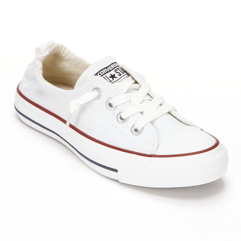 Converse Womens White Sneakers offerzone.co.uk