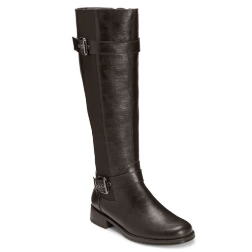 A2 by Aerosoles Ride Out Wide Width Tall Riding Boots - Women