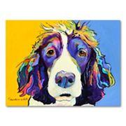 ''Sadie'' Canvas Wall Art by Pat Saunders-White