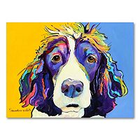 ''Sadie'' Canvas Wall Art by Pat Saunders-White