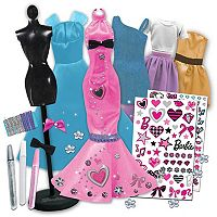 Barbie Be A Real Fashion Designer Set
