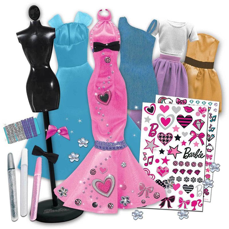 Barbie Be A Real Fashion Designer Set, Multicolor