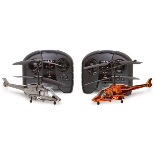 Propel 2-pk. RC Chrome Flyer Helicopters
