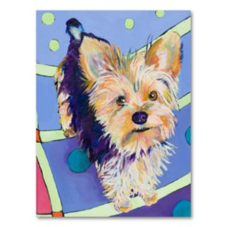 Claire Canvas Wall Art by Pat Saunders-White