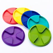 Food Network™ 6 pkSilicone Coasters