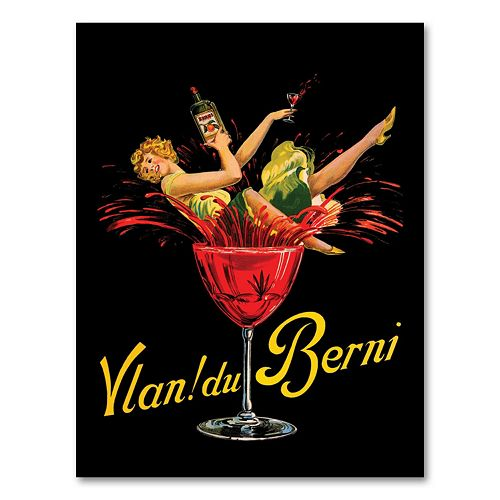 """Vlan Du Berni"" Canvas Wall Art"